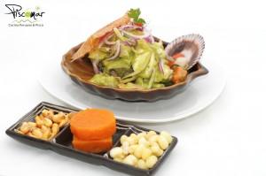 Verdoso (apio - huevo - pescado - mostaza - molusco - crustáceos)