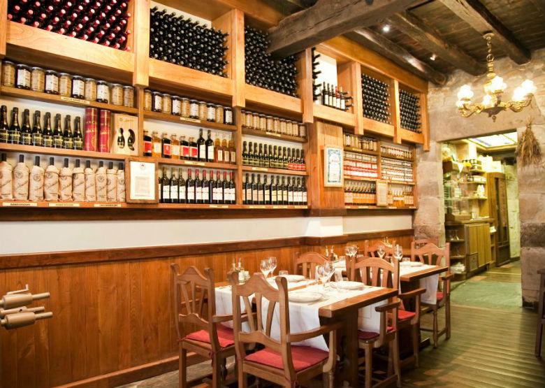 Restaurante Prada A Tope Bilbao Salon
