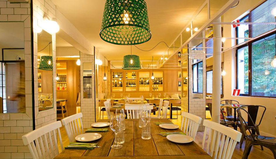 Restaurante Alcocer 42 Bar Josper Grill