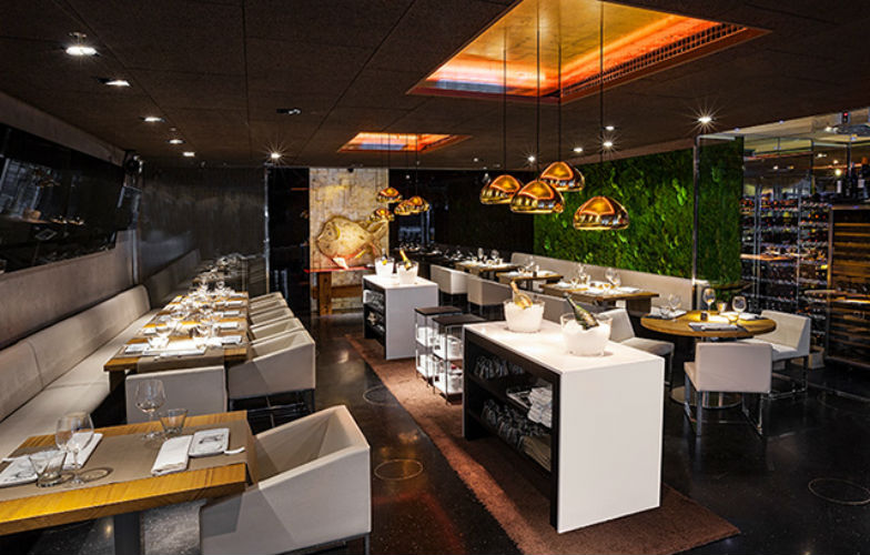 99 Sushi Bar Eurobuilding Madrid