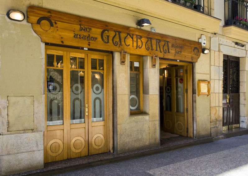 Bar Ganbara San Sebastian