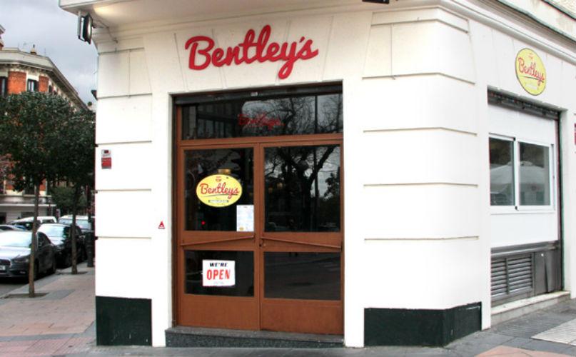 Bentleys Burger Alcala