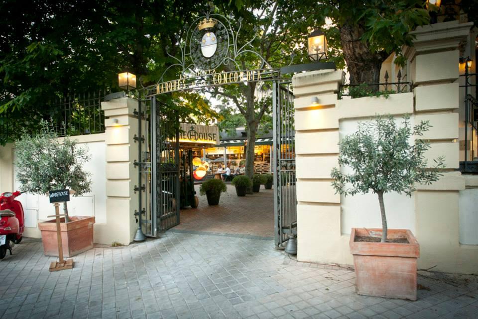Madrid warehouse calle lagasca 148 madrid for Calle jardines madrid