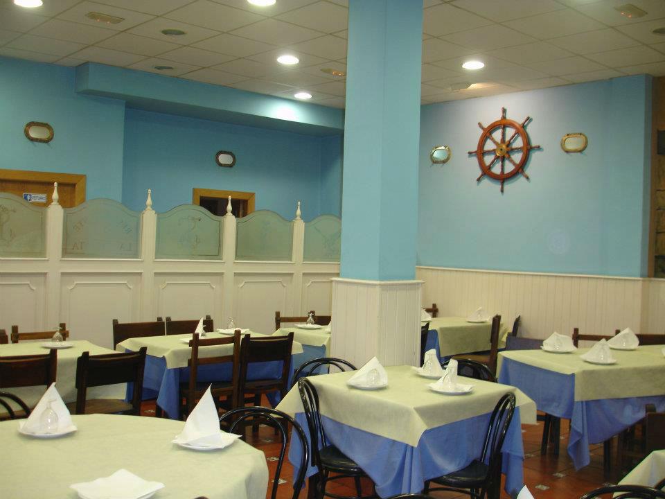 Restaurante La Gaviota Santander