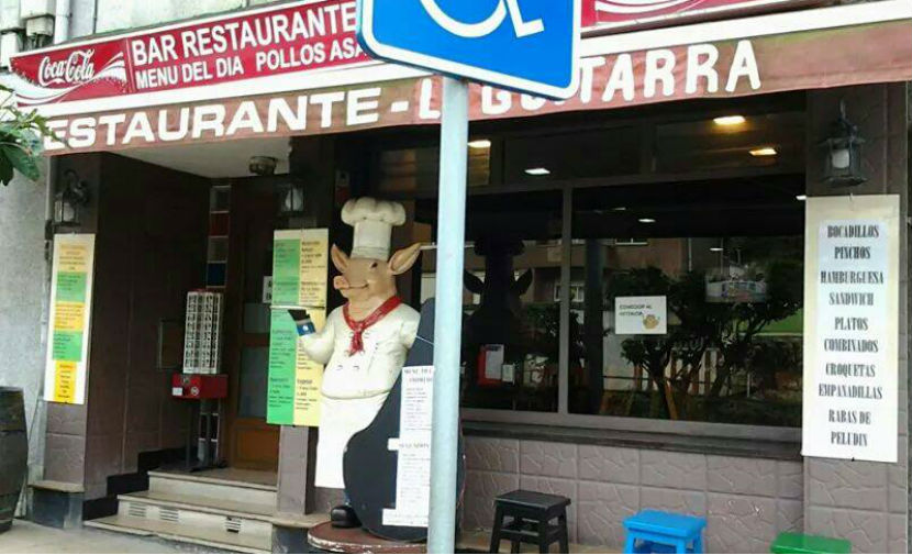 Restaurante La Guitarra Santander