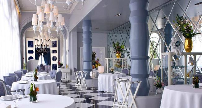 Terraza del casino madrid menu