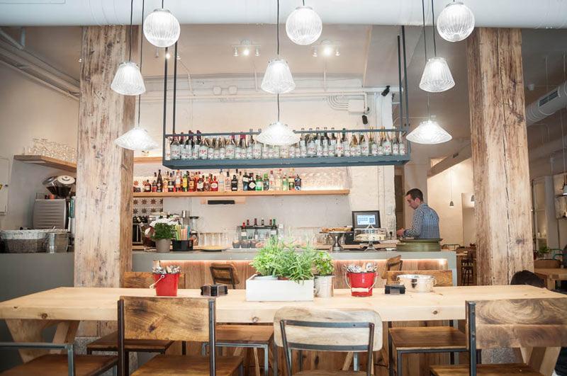 Le coc calle barbieri 15 madrid for Restaurante calle prado 15 madrid