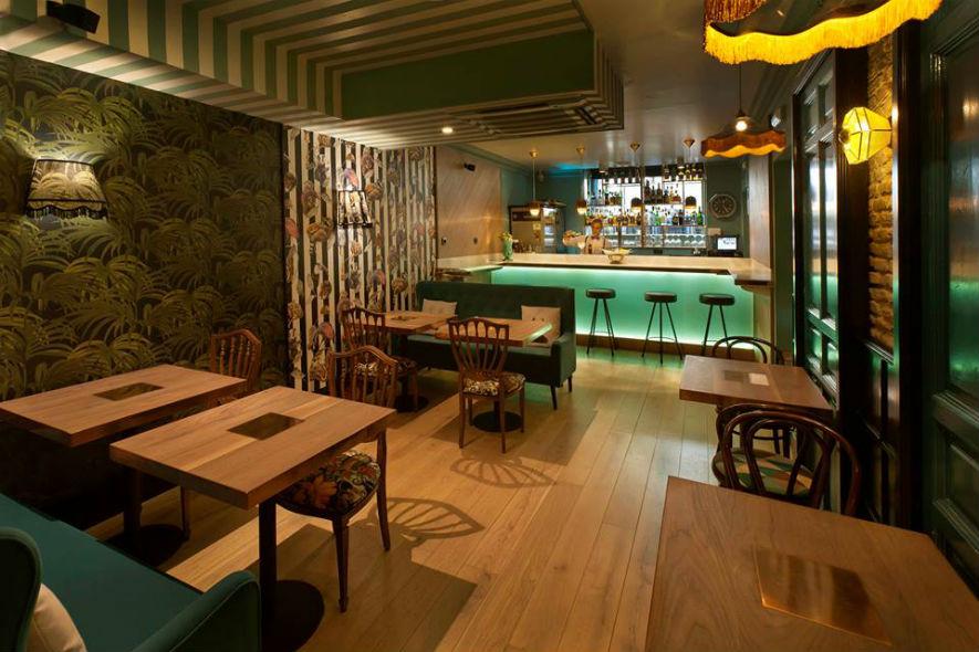 Restaurante Astrolabius Madrid Bar