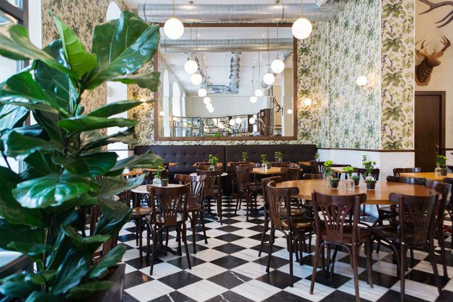 Restaurante El Velazquez 17 Cafe Bistro Madrid