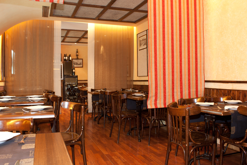 Restaurante Alcaravea Cea Bermudez Madrid