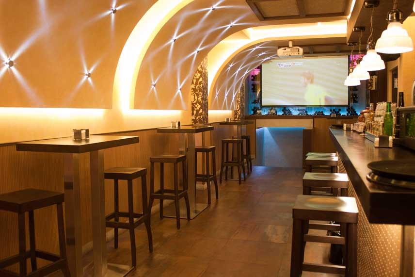 Restaurante Alcaravea Gaztambide Madrid