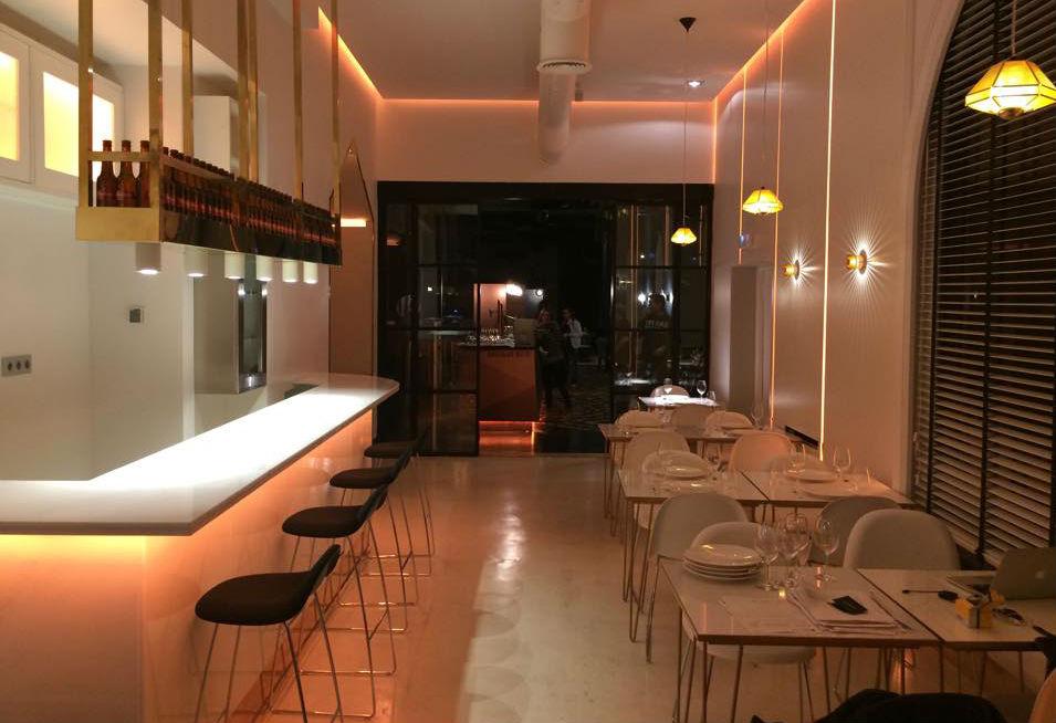 Restaurante Fox Madrid Barra Bar
