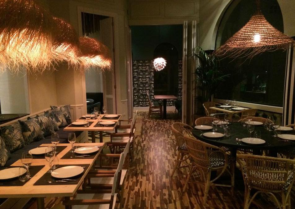 Restaurante Fox Madrid Mesas