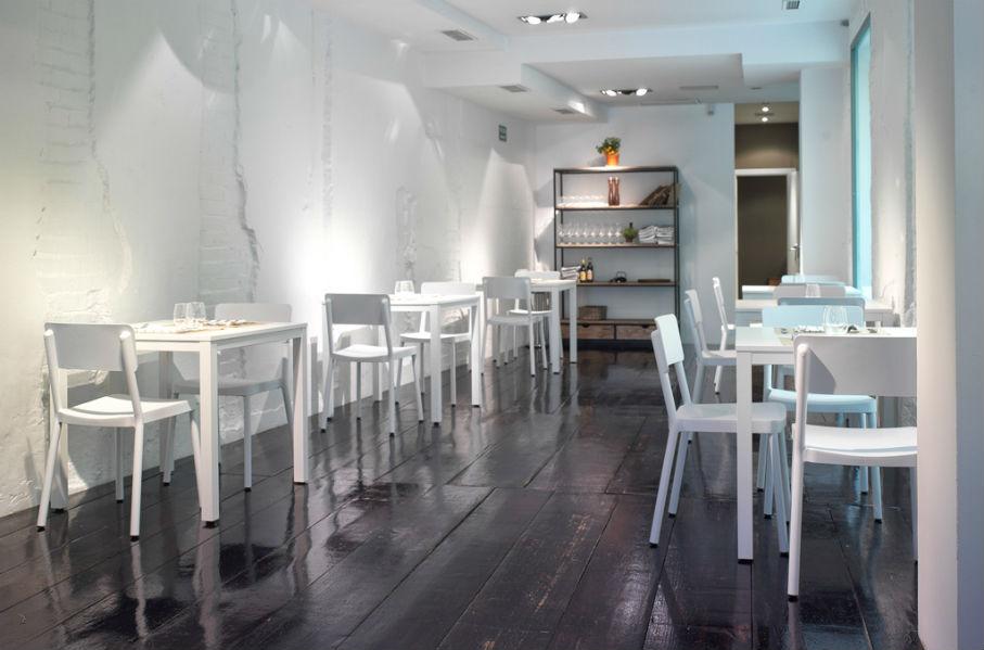 Restaurante Myveg Mesas