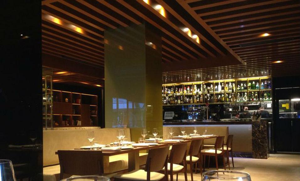 Restaurante Top Ten del Cacique Madrid