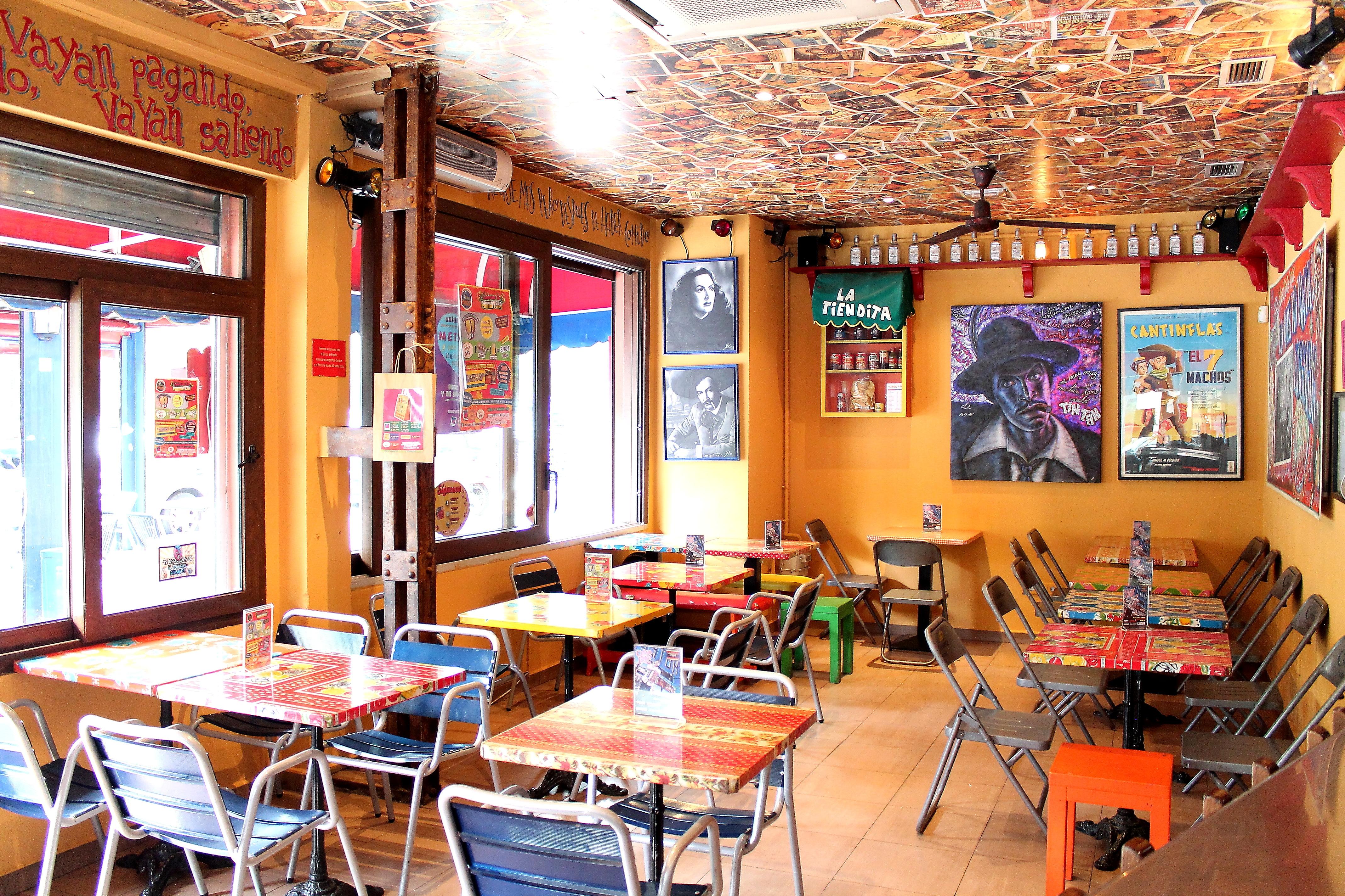 La panza es primero calle santa engracia 114 madrid for Oficina de madrid santa engracia