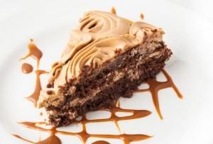 Tarta de Chocolate con dulce de leche (Para los Amantes del Chocolate)