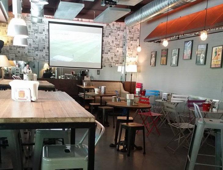 El Liberal Bar Restaurante Barajas