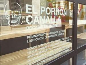 EL PORRÓN CANALLA