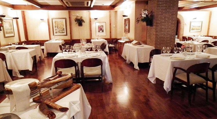 Restaurante La Parrilla de Leganes