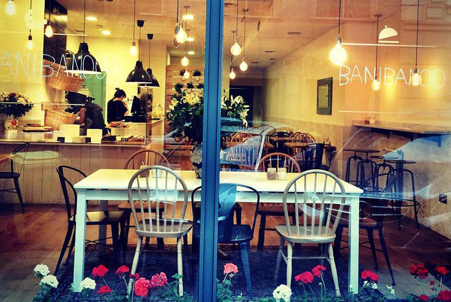 Banibanoo calle martires concepcionistas 19 madrid - Restaurante sergi arola en madrid ...