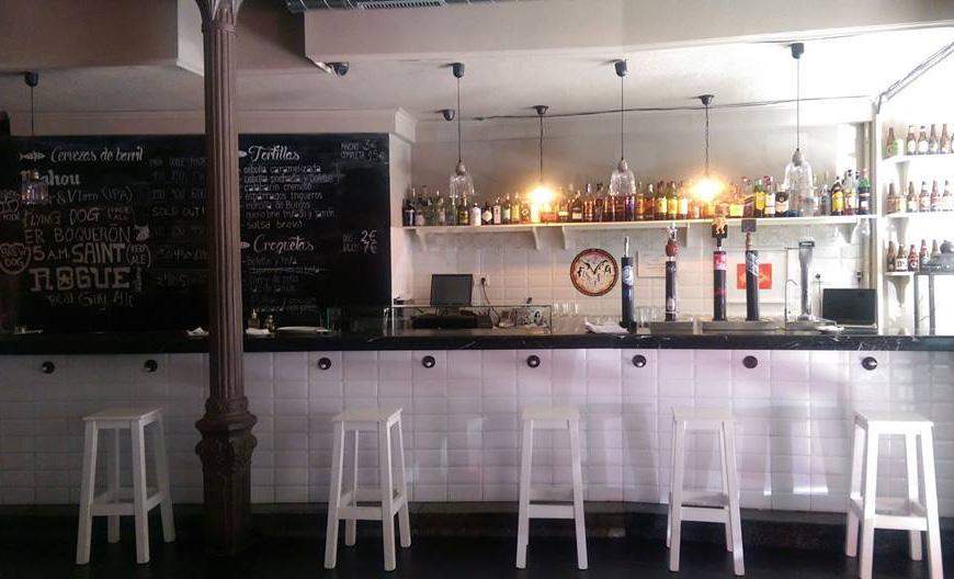 Restaurante Pez Tortilla Madrid Barra