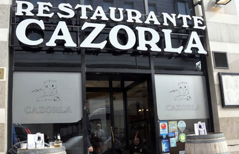 Restaurantes Cazorla Alcala