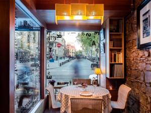 EL CAFÉ DE LA CASA DE  LAS LLETRES