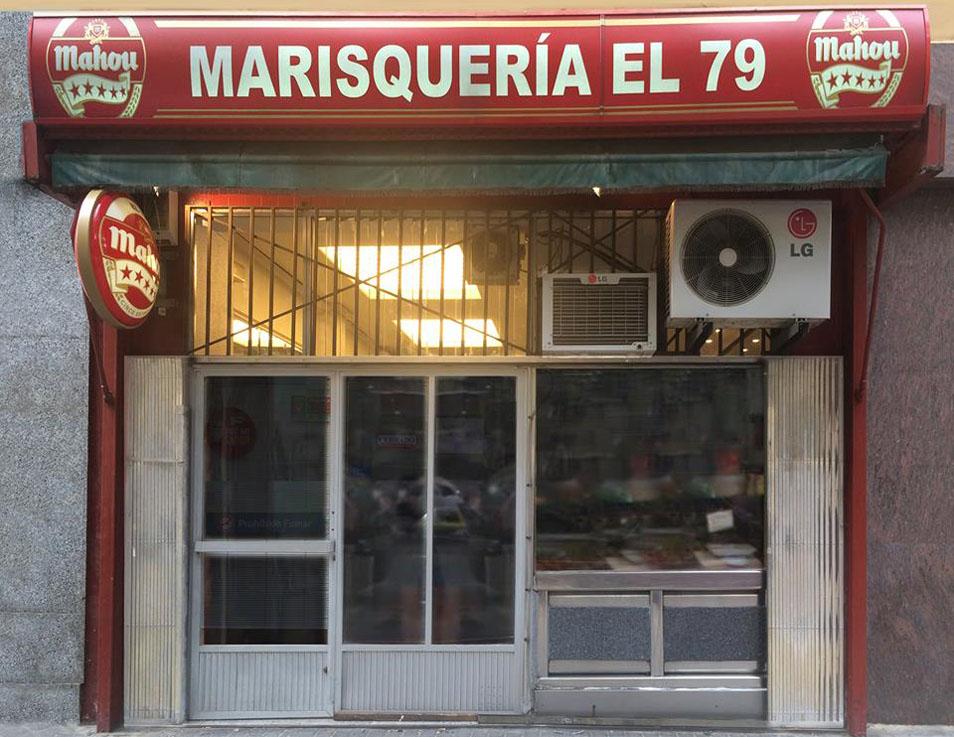 Marisqueria El 79 Chamberi Bar