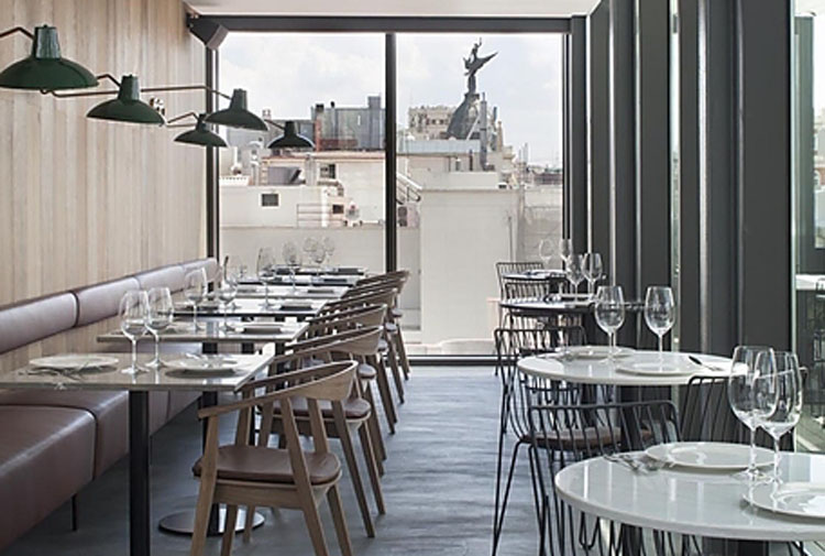 Nice To Meet You Restaurant Lounge Madrid