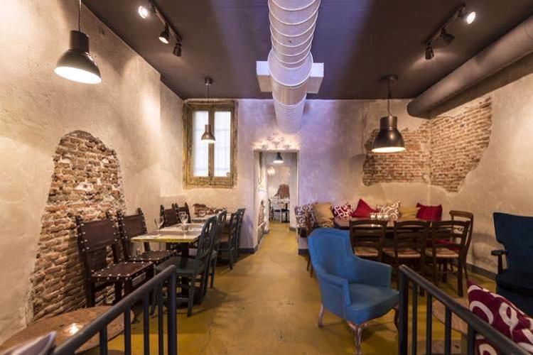 Tapioca chill cocina plaza de la cebada 9 madrid for Cocina internacional madrid