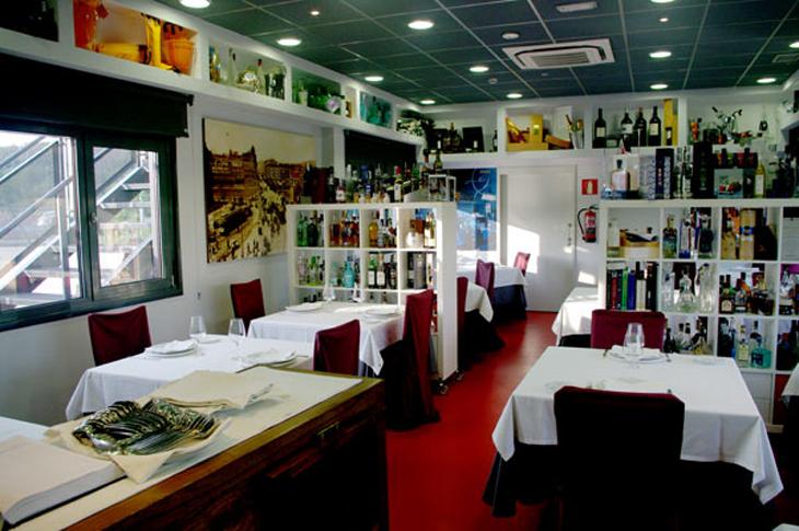 Asador Taskas Restaurante Comedor Bilbao