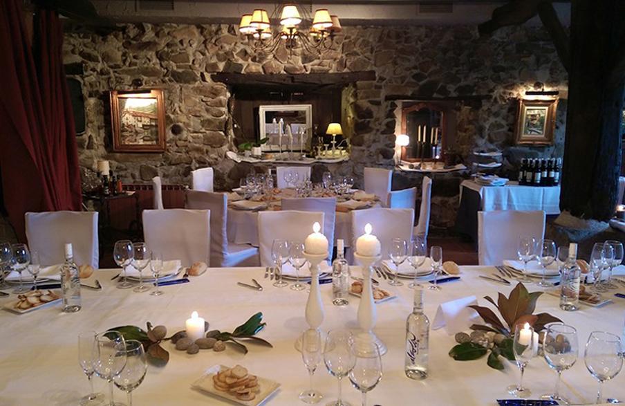 Belaustegi Baserria Restaurante Comedores