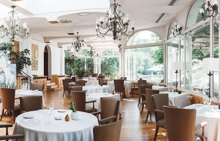 Chateau de Brindos Restaurante
