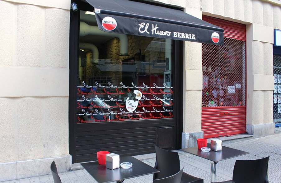 El Huevo Berria Terraza Bilbao