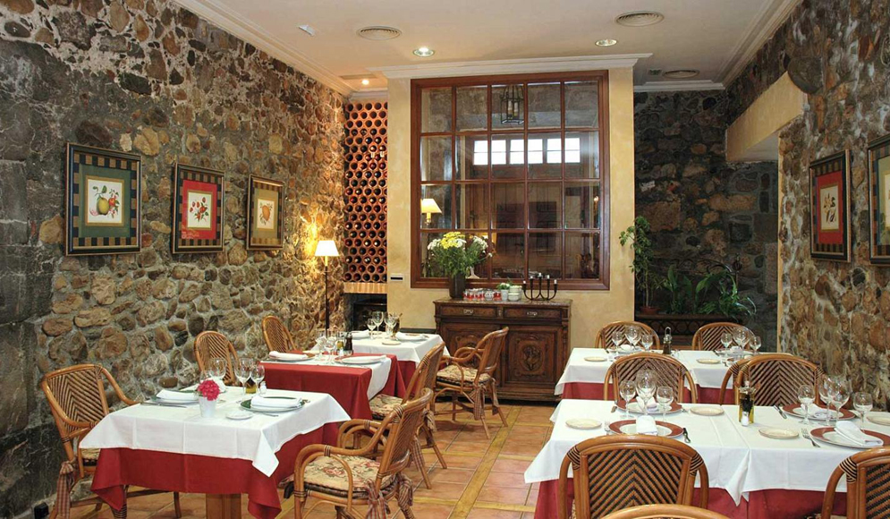 Hotel Palacio Torre de Ruesga Restaurante