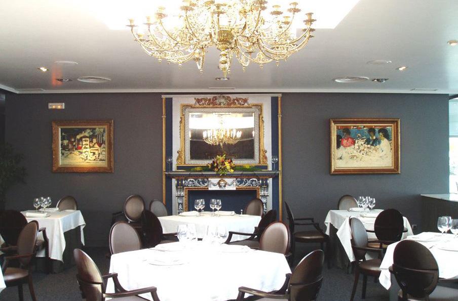 Hotel Restaurante Chiqui Santander Salones