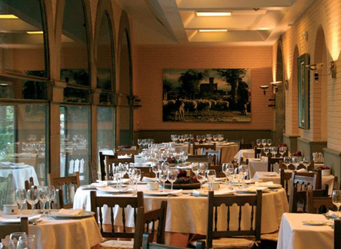 Hotel Xabier Restaurante