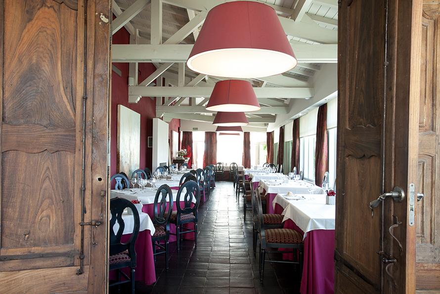 Palacio Urgoiti Harria Restaurante