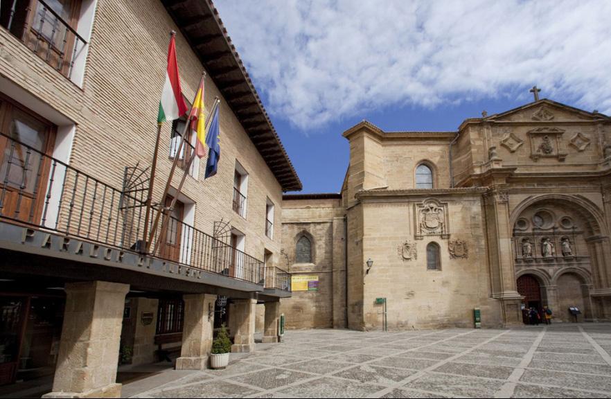 Parador Santo Domingo de Calzada Fachada