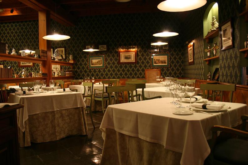 Restaurante Andere Vitoria Comedor Diario