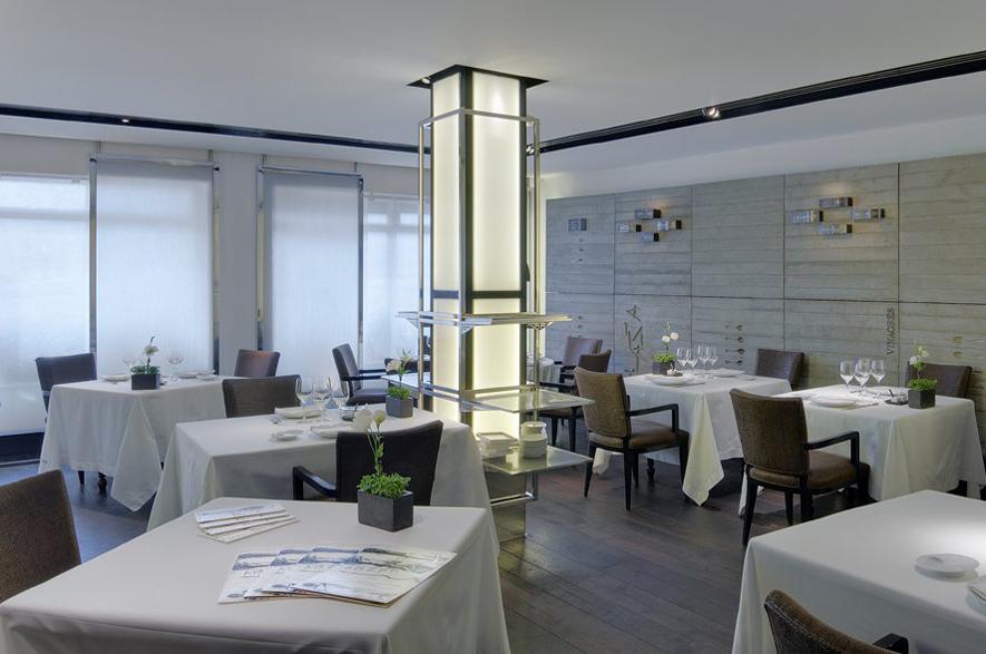 Restaurante Arzak San Sebastian Interiores