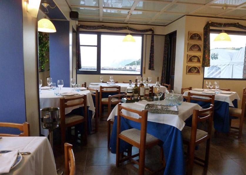 Restaurante Asador Jokin Comedor Bermeo