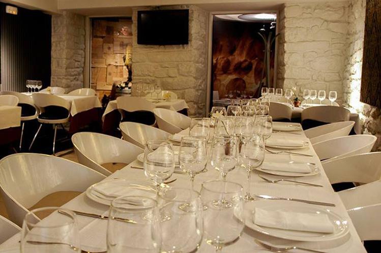 Restaurante Beraia Comedor