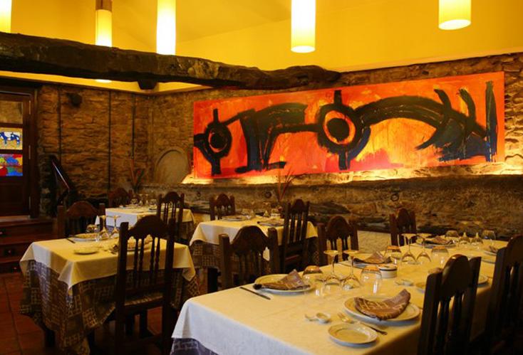 Restaurante Borda Berri Vitoria Comedor