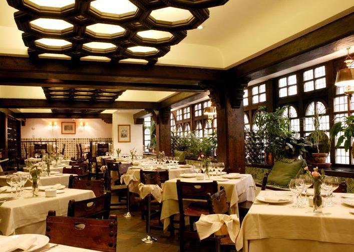 Restaurante Casa Ojeda Burgos Comedor