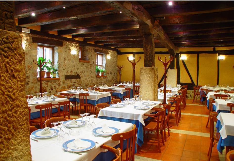 Restaurante De Galo Covarrubias Comedor