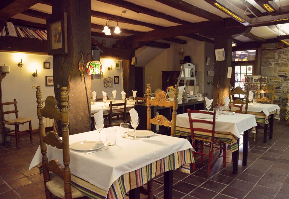 Restaurante Donamariako Navarra
