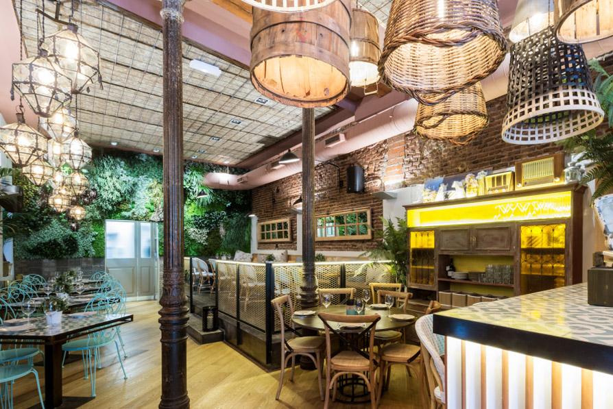 Restaurante El Patio del Fisgon Chamberi