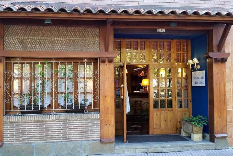 Restaurante Esquibel Taberna Vitoria